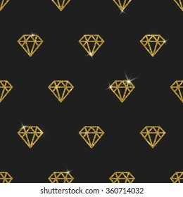 Gold Diamond Wallpaper Images Stock Photos Vectors