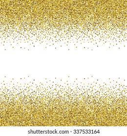 Glitter seamless texture. Trendy modern vector illustration.