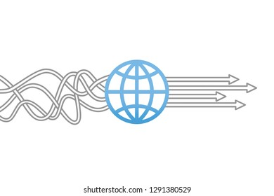 Global Business Solution Concepts