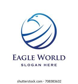 Global Eagle Logo Vector