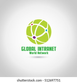 Global Intranet Logo