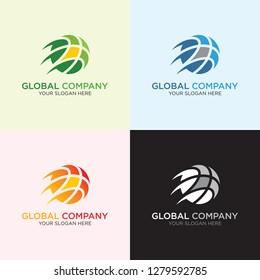 Global Moving Toward Logo