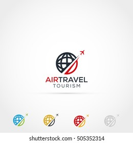 Global Treval Agency Logo