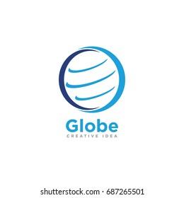 Globe World Logo