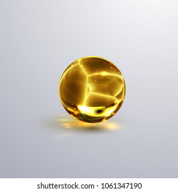 Cracked Ball Images, Stock Photos & Vectors | Shutterstock