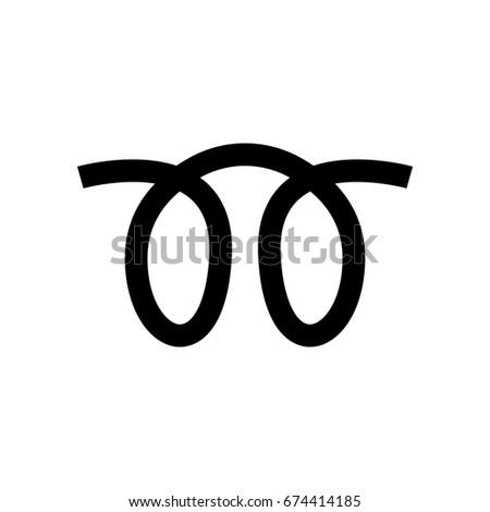 Glow Plug Dashboard Icon Diesel Symbol Stock Vector Royalty Free