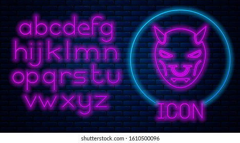 Neon Devil Images Stock Photos Vectors Shutterstock