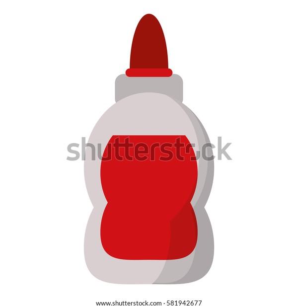 glue school supply design