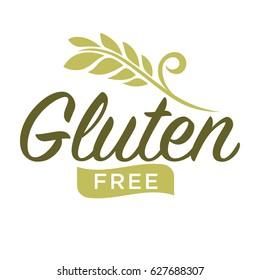 Gluten free emblem