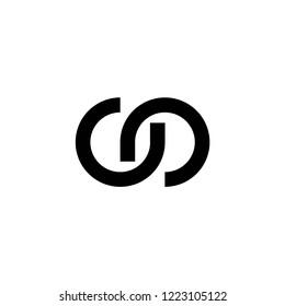 gm letter logo vector