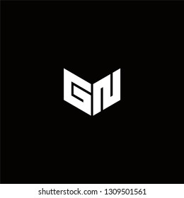 GN Logo Letter ininial Designs Templete