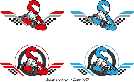 go cart carting racing race karts