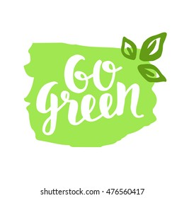 go green logo stock illustrations images vectors shutterstock rh shutterstock com go green logo vector go green logos free