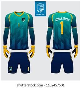 Goalkeeper jersey or soccer kit 2a556d080