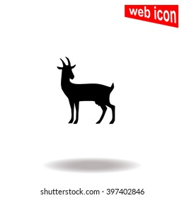 Goat icon.