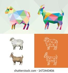 Ram and Ewe Images, Stock Photos & Vectors | Shutterstock