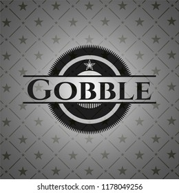 Gobble black badge