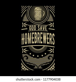 God Save Homebrewers