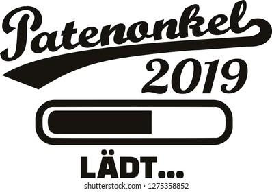 Godfather loading bar 2019 german