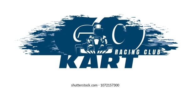 Go-Kart. Extreme Sport. Go-Kart Racing
