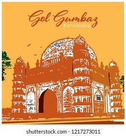 Gol Gumbaz Karnataka India