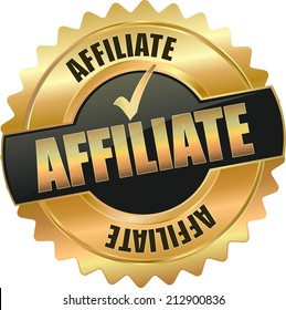 gold affiliate sign