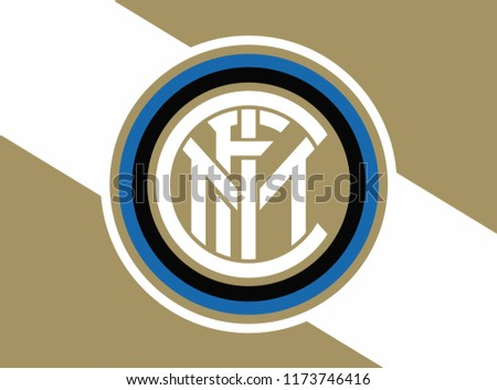 Gold Background Flag of