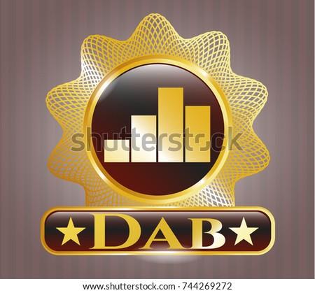 Dab text symbol