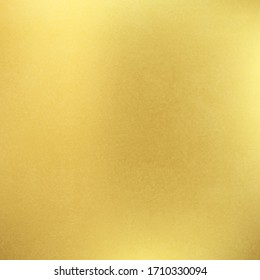 Gold foil. Golden background. Vector