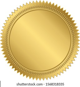 gold labels for promo seals