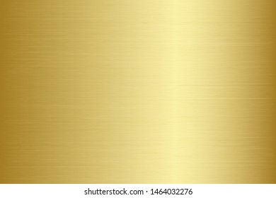 Gold metal gradient chrome texture background set. Gold metal texture. Gold metal texture background collection. Gold chrome metal template
