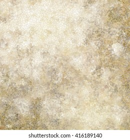 Gold mosaic background. EPS 10 vector file included