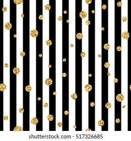 Black White Stripe Gold Images Stock Photos Vectors Shutterstock