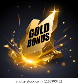 gold rock bonus