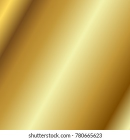 Gold steel texture background, Shiny, Pattern golden gradient template.