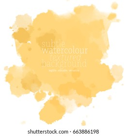 gold watercolor background