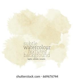 gold watercolor splash