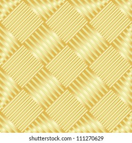 gold wattled structure for a background