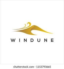 gold wind dune