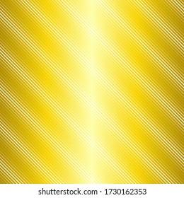 Golden background. Illustration of golden gradation. Gradient background.
