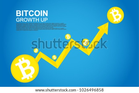 Golden Coin Same Bitcoin Change All Stock Vector (Royalty Free