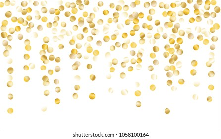 0d8eef4bfb31 Texture with Falling Sparkles on White Background. Dark Luxury Pattern for  Christmas
