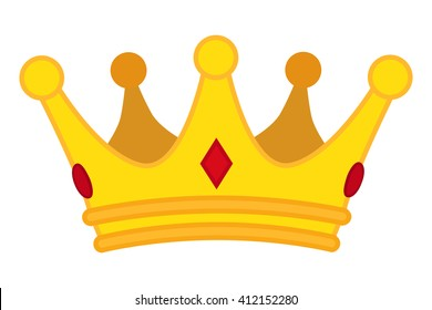 cartoon crown images stock photos vectors shutterstock rh shutterstock com cartoon crown images cartoon crown images