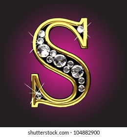 S Diamond Images Stock Photos Vectors Shutterstock