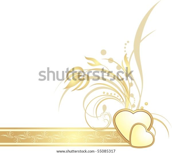 golden-hearts-decorative-sprig-on-600w-5