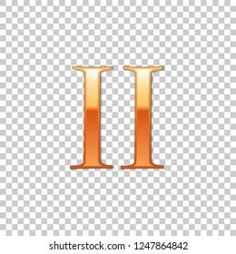 xxxix roman numerals 2