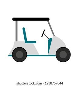 Golf cart vehicle