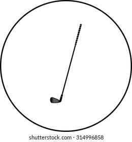 golf driver club symbol