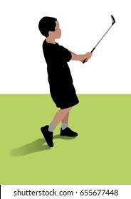 Golf junior