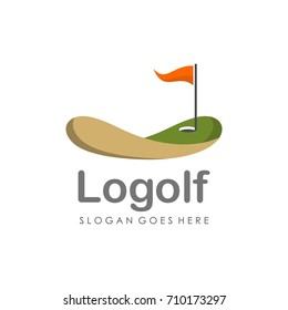 Similar Images Stock Photos Vectors Of Blank Golf Emblems For Clubs And Competitions 20912890 Shutterstock